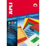 етикети APLI-1110091-06