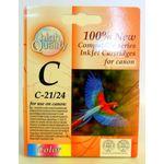 Мастилен пълнител Canon BCI-21 цветно